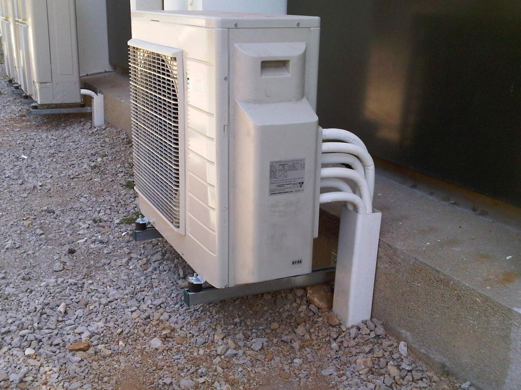 Multi split DAIKIN